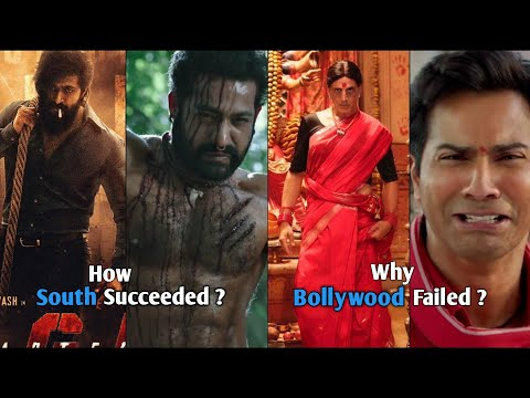 Why Bollywood is Garbage   Why South is Best - Cine Mate