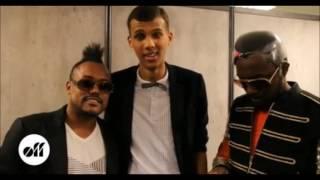Stromae met Black Eyed Peas