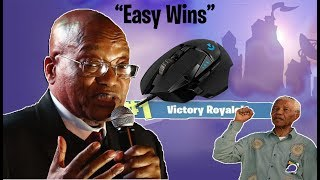 When you get the G502 Mouse | Fortnite
