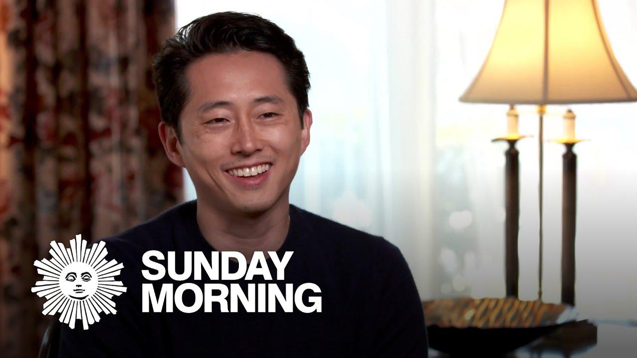 """Minari"" star Steve Yeun on portraying the American Dream"
