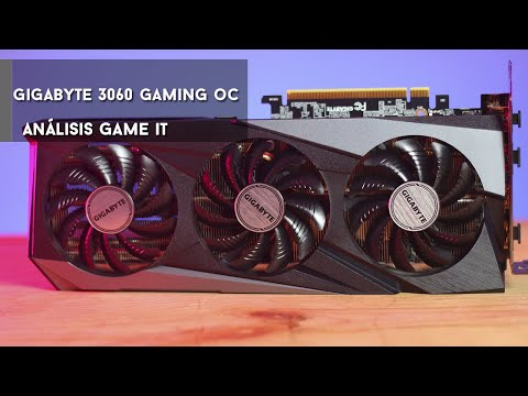 Gigabyte RTX 3060 Gaming OC #review y unboxing | GameIt ES