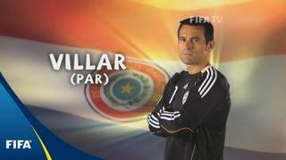 Justo Villar - 2010 FIFA World Cup