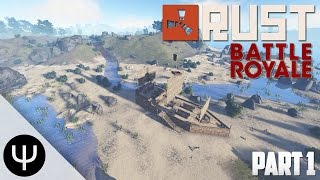 Rust: Battle Royale — Part 1 — A Classic