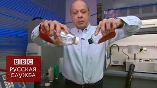 Скользкие  бутылки, из которых не нужно выжимать кетчуп