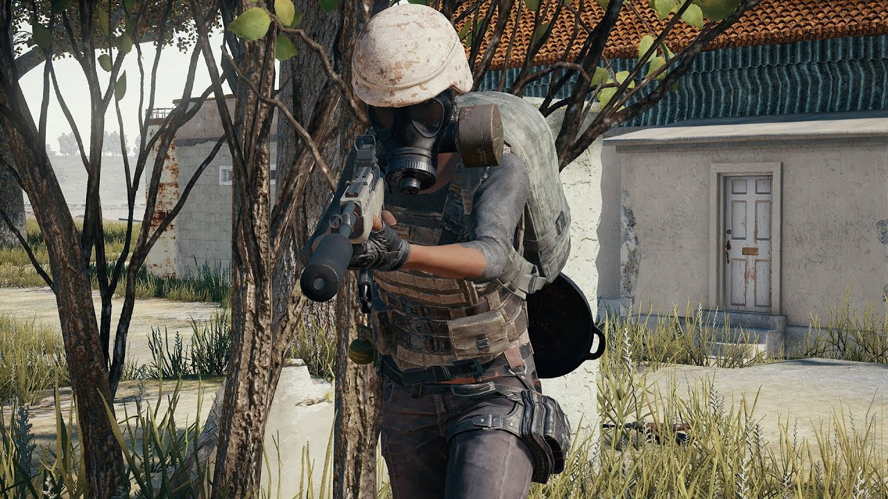 Playerunknowns Battlegrounds Game Play Still Full Hd: ¡EL COMBO MÁS RARO