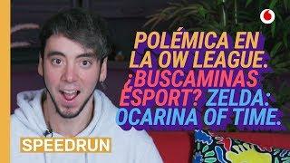 Speedrun 29/01: Polémica en Overwatch League y Buscaminas competitivo