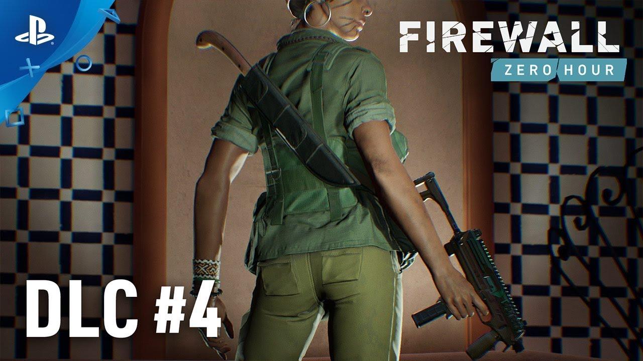 Firewall Zero Hour – New Contractors: Jag & Node Trailer | PS VR