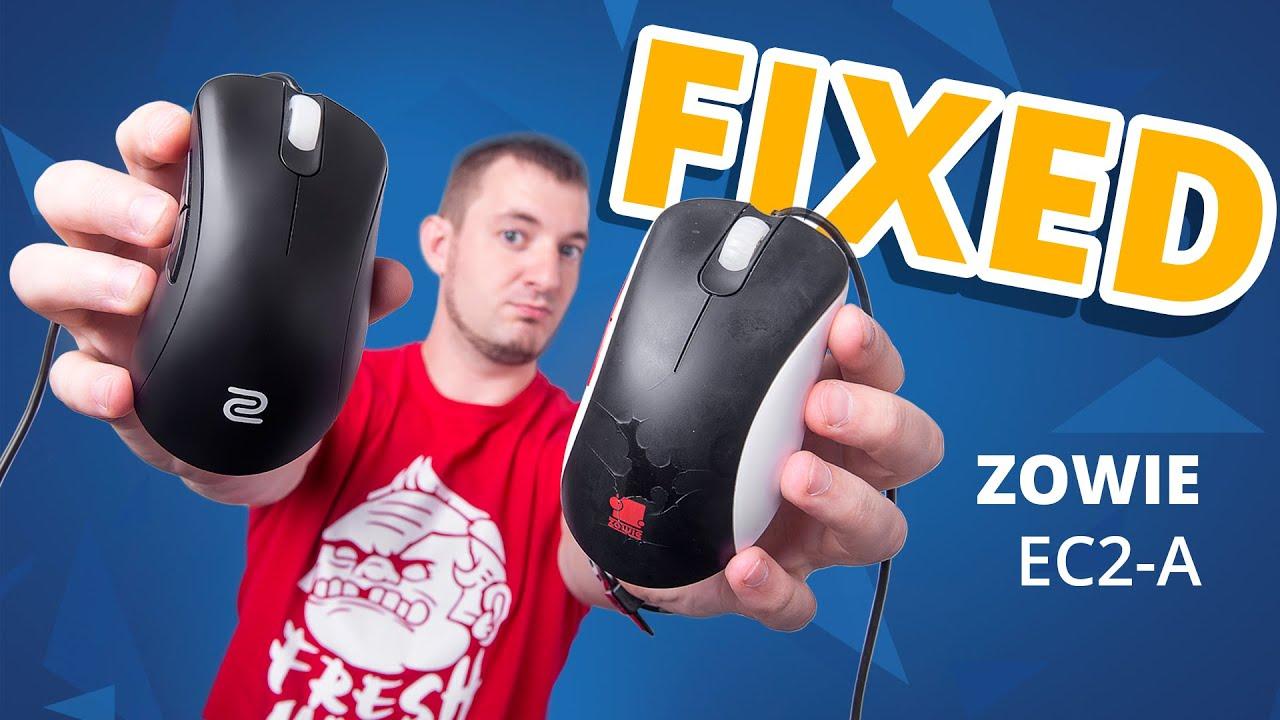 Обзор Zowie FK2. (Zowie FK2 Review on Russian). - YouTube