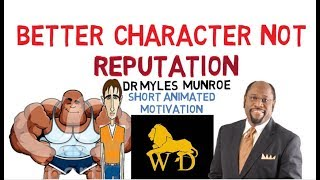 WOW!!! THIS HOW TO CHOOSE FRIENDS & PARTNERS by Dr Myles Munroe
