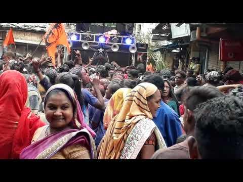 KRISHNA Star Bend Ganpati Visarjan 2019 AT.MANDVI(MO.9099272022)
