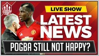 POGBA Still Wants MAN UTD EXIT? Man Utd News Now