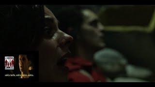 Baixar LA MEJOR ESCENA DE LA CASA DE PAPEL + Bella Ciao (LETRA en ESPAÑOL) x Berlin ft. El profesor