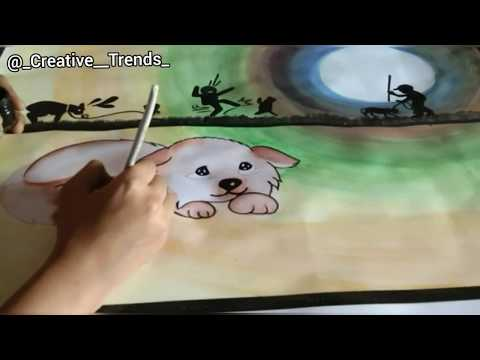 Poster Of Stop Cruelty Towards Animals How To Make Chart Paper For School Holiday Homework Youtube