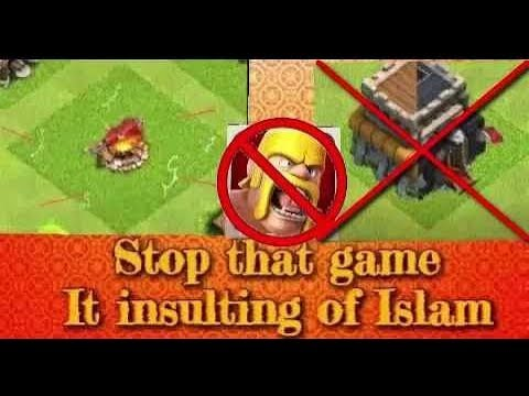 Clash Of Clans Haram In Islam