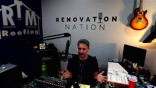 Renovation Nation Live from Studio 378 with Pat Riley