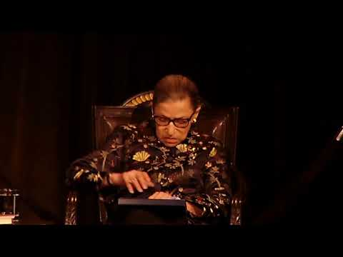 Ruth Bader Ginsburg, 2017 ALI Annual Dinner