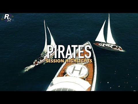 Pirates - GTA V Cinematic