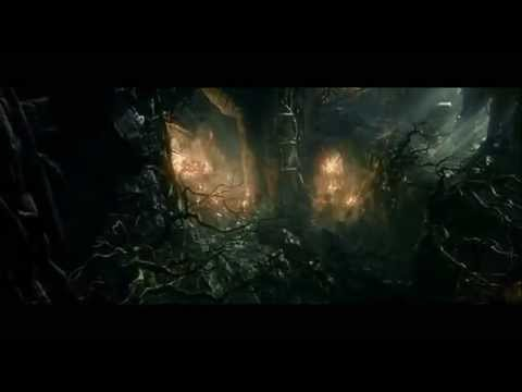 The Hobbit The Desolation of Smaug vs LOTR - The Orcs  Army Marches to War