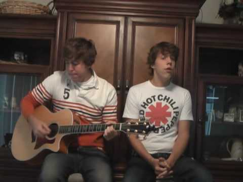 A Cue Stick: All American Rejects Gives You HellAcoustic Cover