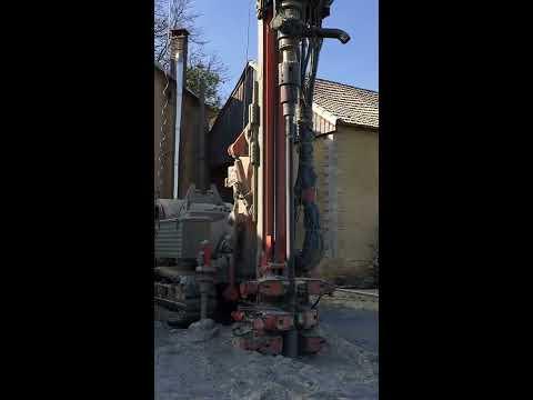 Forage pour l'installation d'une sonde géothermique