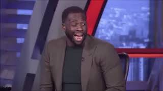 Draymond Green Compliments Devin Booker but says he needs to leave Phoenix!(FINED $50K AFTER THIS!)