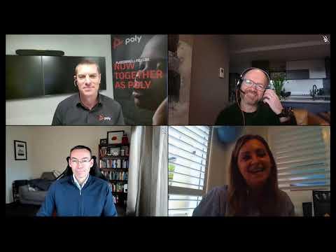 Poly Virtual Panel: The New Era of Hybrid Work