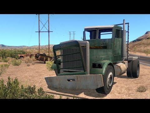ДОЕЗДИЛСЯ! - ч13 American Truck Simulator