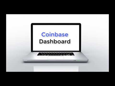Coinbase Dashboard Overview