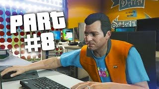 Grand Theft Auto V Mission #8-Friend Request [First Person 1080p 60 Fps PC]