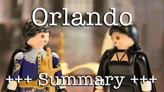 Orlando to go (Woolf in 11 minutes)
