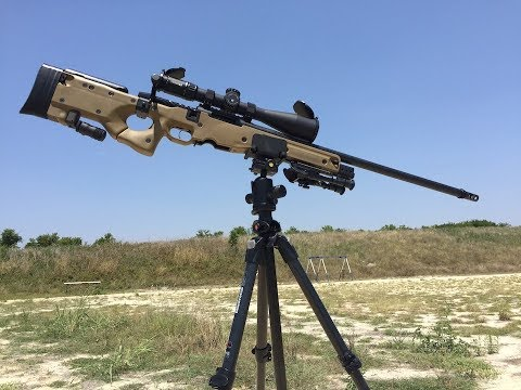 My New Long Range Precision Rifle Build