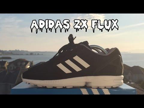 Closer Look - Adidas ZX Flux + On Feet