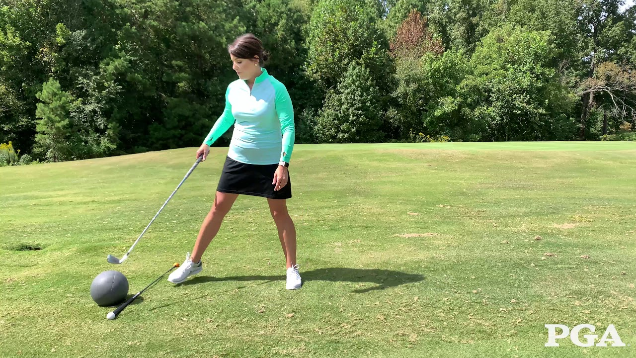 PGA Coach Jessica Barts: Shifting Your Weight to Improve Your Golf Swing