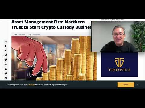 Northern Trust Corp. to Start Crypto Business