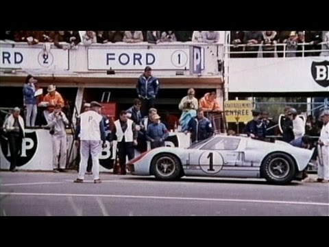 This Time Tomorrow: The 1966 Le Mans documentary
