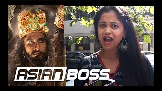 Why Indians Are Protesting Over A Movie (Reaction to Padmaavat) | ASIAN BOSS