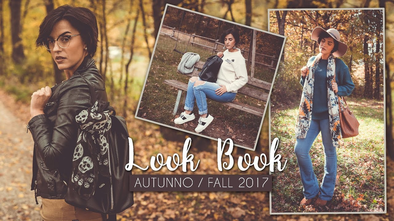 [VIDEO] - LOOK BOOK AUTUNNO 2017 ??? FALL OUTFIT IDEAS 1