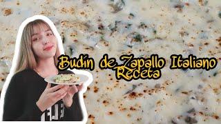 Budín de Zapallo Italiano   Receta Chilena   Nicole Kitchen