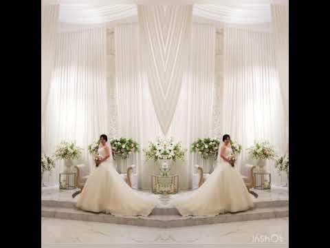[รีวิว]ลองชุดแต่งงานเจ้าสาวสไตล์เกาหลี ตามหาชุดเจ้าสาว แต่งงานในฝัน เดรสยาวสีขาว เปิดหลัง ปี2563