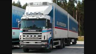 Scania 164L 480 \8/ Sound Refrigerated Express