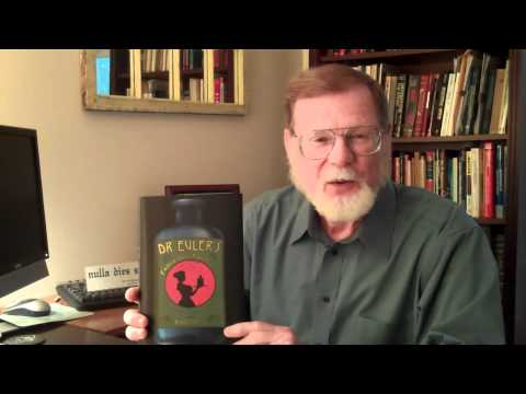 Paul J. Nahin talks about books he has written for Princeton University Press, and their covers