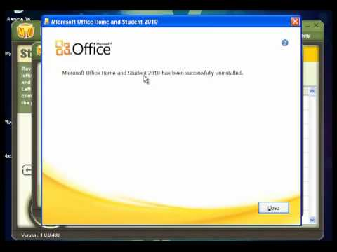 Uninstall Microsoft Office 2010 Trial - How to Remove Microsoft ...