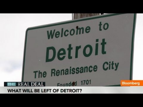 Detroit Bankrupt: Disaster Decades in the Making
