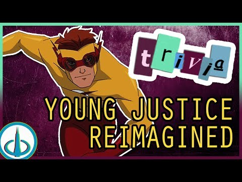 YOUNG JUSTICE in the DC Animated Universe | Trivia Tuesdays