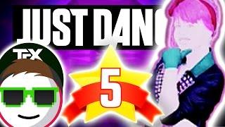 Video Just Dance 2015 Ex-Girlfriends Mash Up Love Me Again ★ 5 Stars Full Gameplay download MP3, 3GP, MP4, WEBM, AVI, FLV Juli 2018