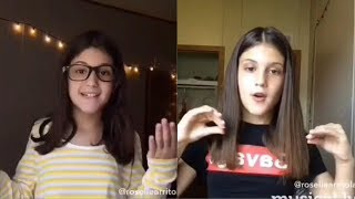 Musically Like | NEW Roselie Arritola (little Lea Elui) Musical.ly Compilation