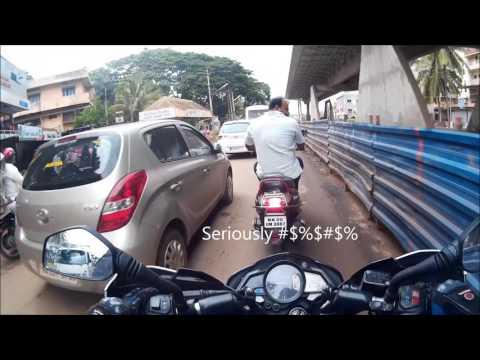 Bad drivers of Twin City (Hubli-dharwad) #1