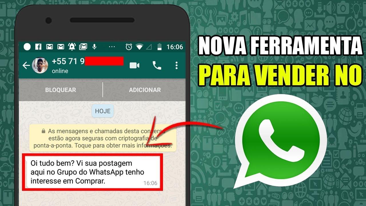 Whatsapp Marketing Software: Envio em Massa no WhatsApp ...