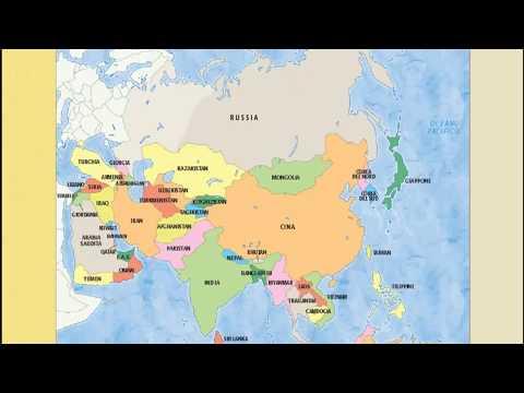 Asia: Un Gigante In Movimento