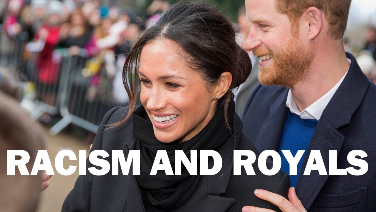 Racism and royals
